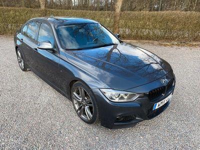 begagnad BMW 335 d xDrive M-sport Euro 6 313hk lucka n