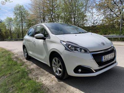 usata Peugeot 208 1.2 VTi Manuell, 82hk -16
