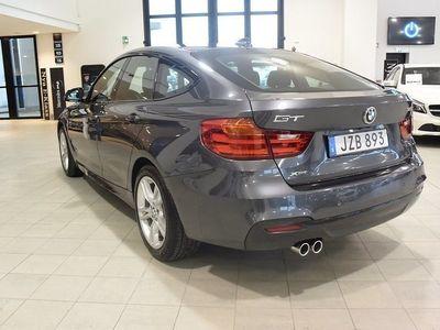 begagnad BMW 320 Gran Turismo D xDrive M-sport navi