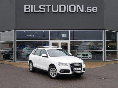begagnad Audi Q5 2.0TDI,Quattro,177hk.9.400mil -14