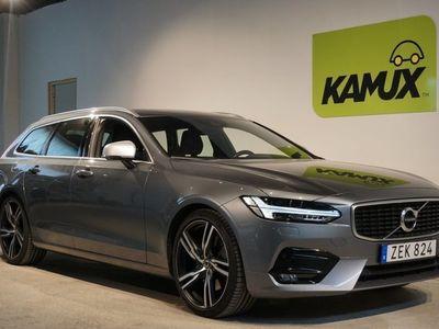 usado Volvo V90 T5 R-design Driver Support SoV-hjul (250hk)