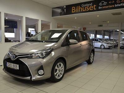 begagnad Toyota Yaris 1,5 HSD Active Euro 6 *Gotlandsbil*