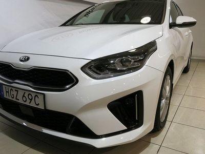 begagnad Kia cee'd GT SW 1.4 T-GDI DCT LINE 2020, Halvkombi Pris 244 000 kr