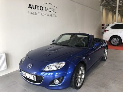 begagnad Mazda MX5 Soft-top 1.8 126hk Anniversery 20 -10