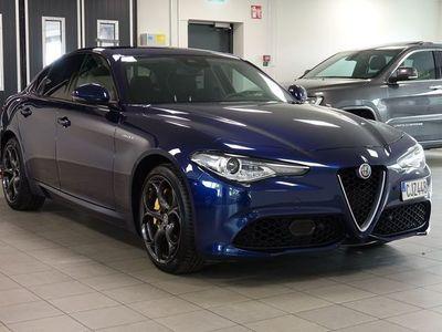 begagnad Alfa Romeo Giulia Veloce 2.0 280hk Q4 AT8