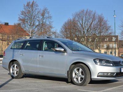 begagnad VW Passat Var 2.0 TDI 140 BMT Masters -12