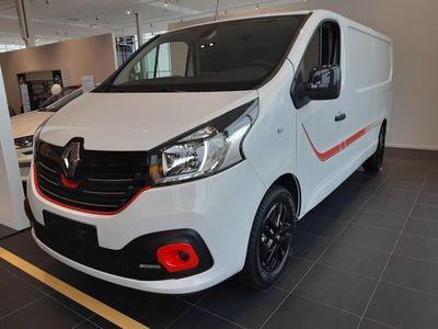 begagnad Renault Trafic Skåp Limited Edition L2H1 145