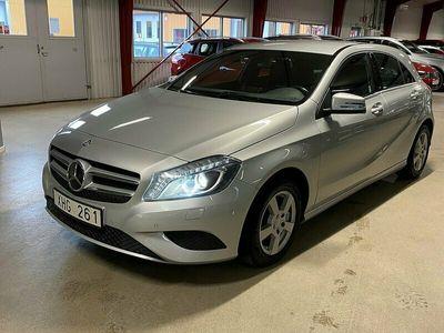 begagnad Mercedes A180 CDI 7G-DCT 109hk
