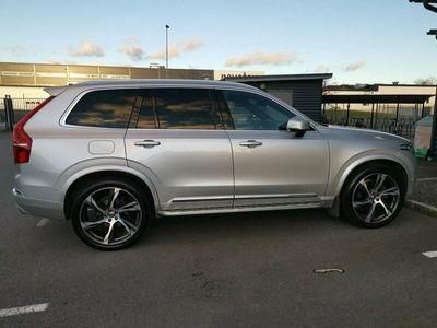 "begagnad Volvo XC90 D5 AWD, Inscription, Garanti, 5-sits, Dragk, 22"""