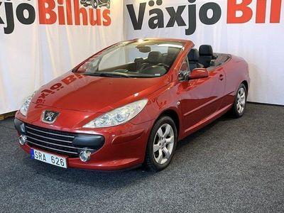 begagnad Peugeot 307 CC 2.0 HDi 136hk LÅG MIL