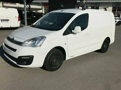 begagnad Citroën Berlingo Transport Lång BlueHDi 100 EGS Pro Pack