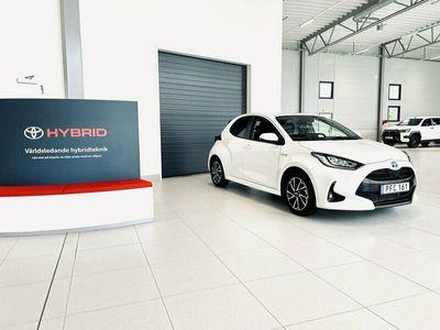 begagnad Toyota Yaris Hybrid 1.5 5dr (116hk) Aut