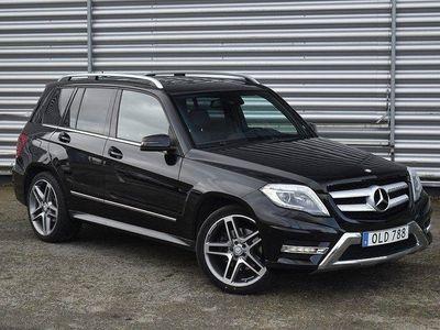 begagnad Mercedes GLK220 CDI 4MATIC 7G-Tronic AM