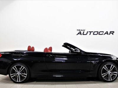 begagnad BMW 430 i xDrive CAB Steptronic M Sport Euro 6