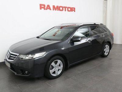 begagnad Honda Accord 2,2 Diesel Elegance Tourer Aut Drag Motorv 2012, Personbil 99 000 kr
