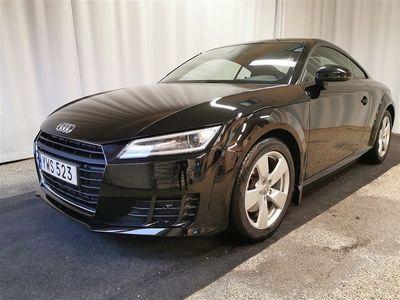 begagnad Audi TT 1,8 TFSI 180HK