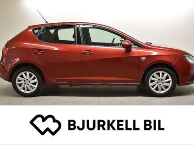 begagnad Seat Ibiza 1.2 TSI 105hk