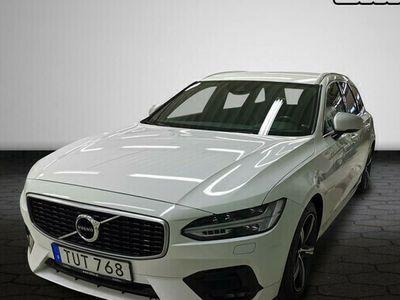 begagnad Volvo V90 D4 AWD R-Design Se utrustning 2019, Kombi Pris 299 500 kr