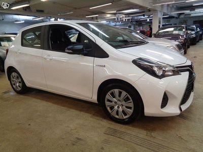 begagnad Toyota Yaris Hybrid 1.5 VVT-i CVT Euro 6 101h -16