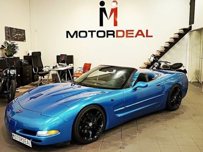 used Chevrolet Corvette Cabriolet 5.7/Supercharged -99