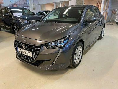 begagnad Peugeot 208 Active PureTech . Vinterhjul 2020, Halvkombi Pris 159 900 kr