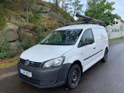 begagnad VW Caddy Maxi 1.6 TDI 102hk