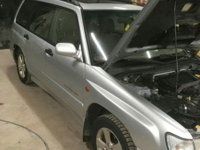 brugt Subaru Forester 2.0 Turbo S 4wd -02