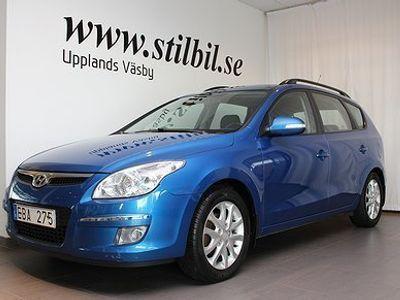 begagnad Hyundai i30 1.6 M5 Kombi