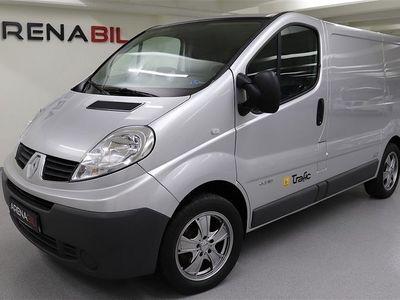 begagnad Renault Traffic Van 2.0 dCi, 114hk, 2014