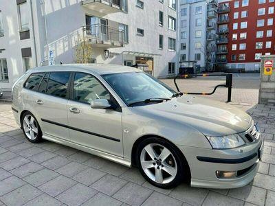 begagnad Saab 9-3 2.8T V6 250Hk Aero SportCombi Nybes