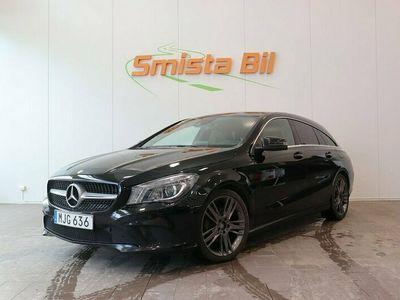 begagnad Mercedes CLA220 Shooting Brake d 220d B Premium Drag Eu6 177hk