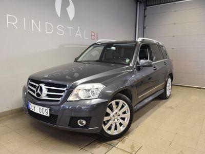 begagnad Mercedes GLK220 CDI 4M BE 170 HK AUT DRAG