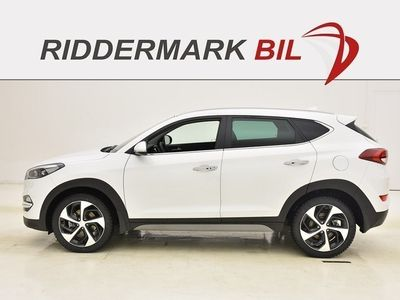 gebraucht Hyundai Tucson 1.6 T-GDI 4WD AUT 177hk