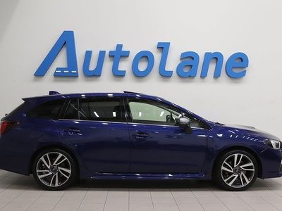 begagnad Subaru Levorg 1.6 4WD GT-S GPS AWD Lineartron -17