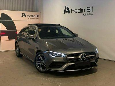 begagnad Mercedes CLA200 - Benzdiesel KAMPANJ | PANORAMATAKLUCKA | AMG |