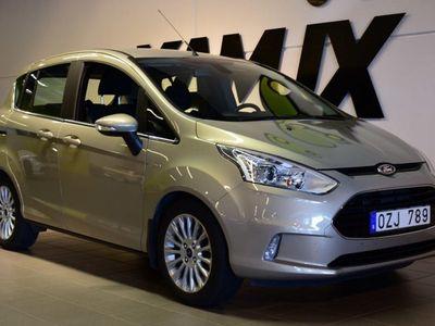 begagnad Ford B-MAX 1.4 Duratec 90hk Titanium 2629 mil!