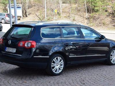 begagnad VW Passat Kombi2.0TDI KOMBI HIGHLINE 4-MOTION 4WD 2007, Kombi 69 000 kr