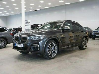 begagnad BMW X4 M40i Innovation Winter Connected Drag M-Stolar DA+