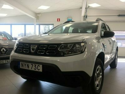 begagnad Dacia Duster 4x2 1.0 TCe 100 Family Edition