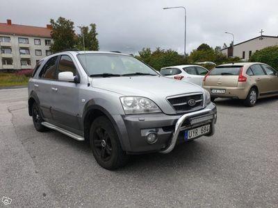 begagnad Kia Sorento 2,5 Crdi turbo diesel 4x4 -04