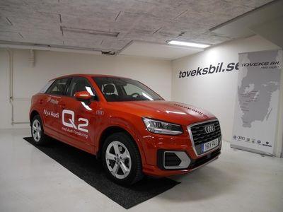 gebraucht Audi Q2 1.0 TFSI 116hk Proline Sport Dragkrok