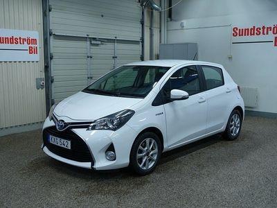 brugt Toyota Yaris 1.5 HSD 101hk Active 5D Aut