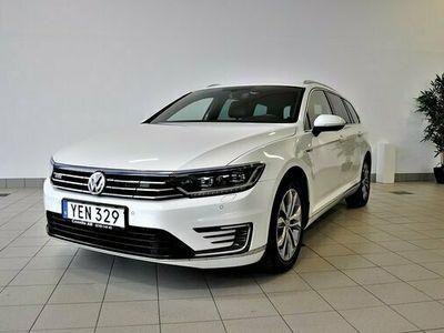 begagnad VW Passat GTE DSG Executive Business Euro 6 2017, Kombi Pris 219 000 kr