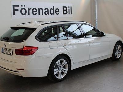 begagnad BMW 318 Övrigt d xDrive Touring Sportline Dragkrok 2016, Kombi 269 000 kr