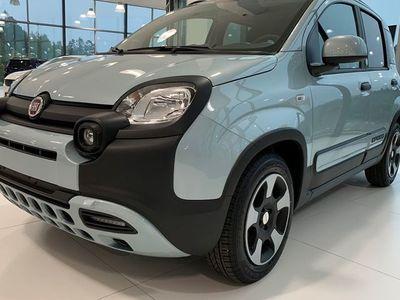 begagnad Fiat Panda LAUNCH EDITION 4X2 1.0 GSE 70 HK