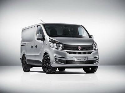 gebraucht Fiat Talento Skåp L2H1 - 1.6 MultiJet 120 hk -17