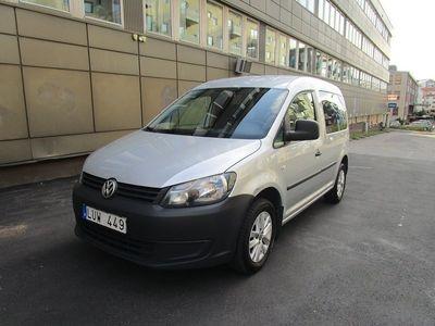 begagnad VW Caddy Panel Van 1.6 TDI DSG Sekven -12