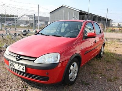 begagnad Opel Corsa 5-dörrar 1.2 Easytronic 75hk Autom -01