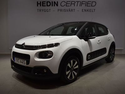 begagnad Citroën C3 1,2 PureTech Feel
