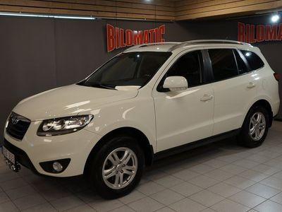 begagnad Hyundai Santa Fe 2.2 CRDi 4WD AUT 200hk Comfort Drag